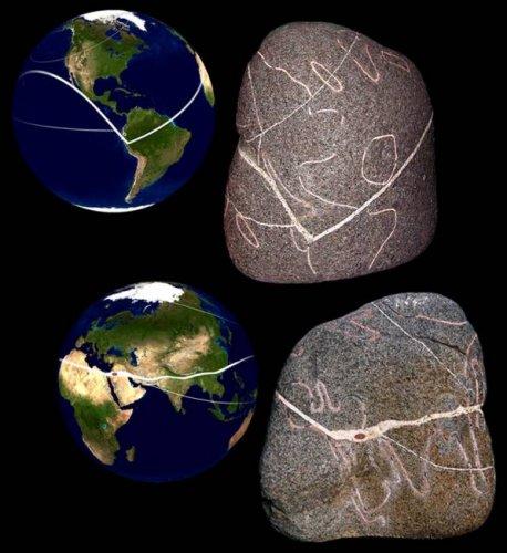 Загадочные находки Элиаса Сотомайора: древнейший глобус и другие