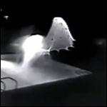 Аномальное явление засняли на камеру у бассейна