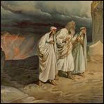 Содом и Гоморру погубили пришельцы