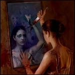 Чужое лицо в зеркале