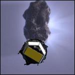 В NASA признали потерю Deep Impact