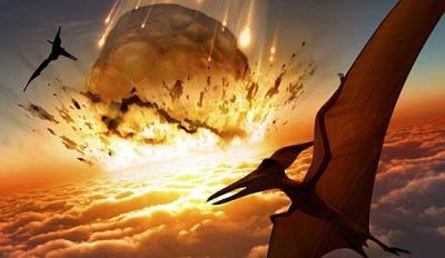 Массовые вымирания подозрительно совпадают с прохождением Земли через спиральные рукава Млечного Пути