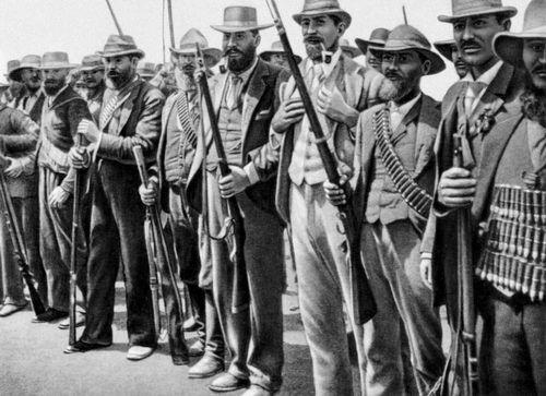 Золотая казна Трансваальской республики