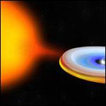 Найден пульсар с изменчивым характером