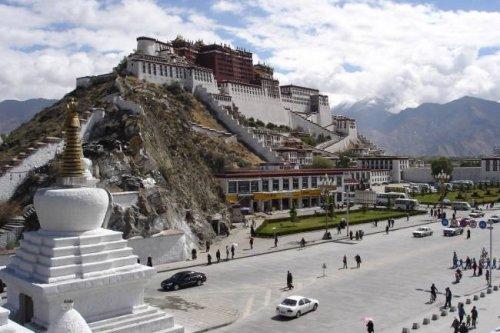 Атланты укрылись на Тибете