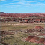 Геологи готовы к бурению парка триасового периода