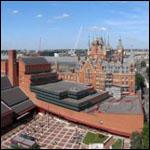 Архив Британской библиотеки заполнили бескислородной атмосферой