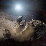 В 2032 году с Землей может столкнуться огромный астероид