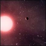 Найдена первая «кривая» планетарная система