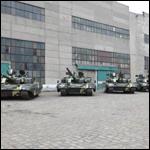 Украина передала Таиланду первые танки «Оплот»