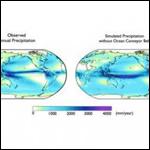Климатологи объяснили повышенную влажность северного полушария