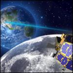 Лунный зонд LADEE побил рекорд по скорости передачи данных
