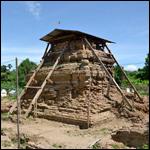 Археологи нашли монастырь под гробницей короля Аютии в Мьянме