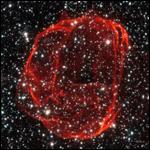 В ближайшие 50 лет возможно будет увидеть вспышку сверхновой
