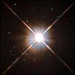 Астрономы опубликовали фото Проксимы Центавра