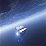 Спутник для изучения гравитационного поля Земли сгорел в атмосфере