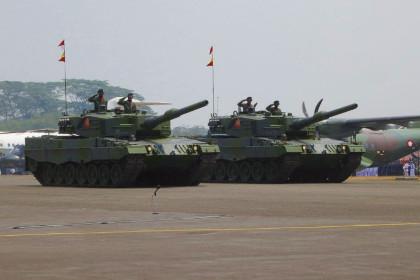 Германия утвердила контракт на поставку танков Индонезии
