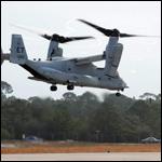 ВВС США отправили первый конвертоплан Osprey в музей