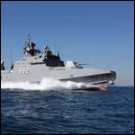 Египет получил первый ракетный катер американской постройки