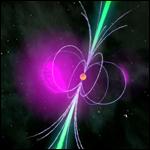 Вычисления на компьютерах добровольцев помогли найти четыре гамма-пульсара