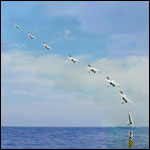 ВМС США впервые запустили беспилотник из-под воды