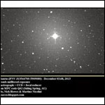 В созвездии Центавра обнаружили новую звезду
