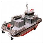 Российский флот пополнится 12 многофункциональными катерами