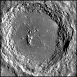Кратер на Меркурии назвали в честь Джона Леннона