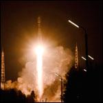 С Плесецка запущена ракета-носитель «Союз» нового типа
