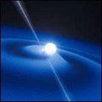 Пульсар в тройной звездной системе