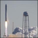 NASA произвело отложенный из-за магнитной бури старт «Сигнуса»