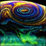 Ученые воспроизвели ураганы в мыльных пузырях