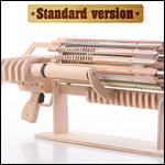 Kickstarter собрал средства на «резиночный» пулемет Гатлинга