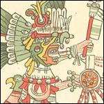 Мексиканский археолог нашел место рождения Вицлипуцли