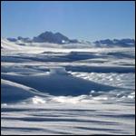 Ученые нашли в Антарктике гигантскую впадину