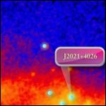 Открыт первый гамма-пульсар