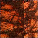 Ученые признали найденный на Марсе «блуждающий камень» феноменом