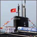 Вьетнам вооружился первой подлодкой проекта «Варшавянка»