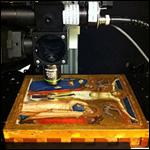 Лазер помог ученым проникнуть вглубь «Распятия»