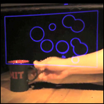 Физики создали пленку для превращения стекла в дисплей