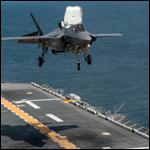 Поставку истребителей F-35B задержали из-за ошибок в программном обеспечении