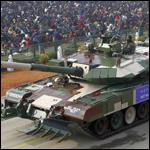 Индия показала модернизированный танк Arjun
