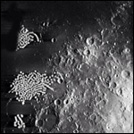 Уфолог указал на постройки инопланетян на Луне