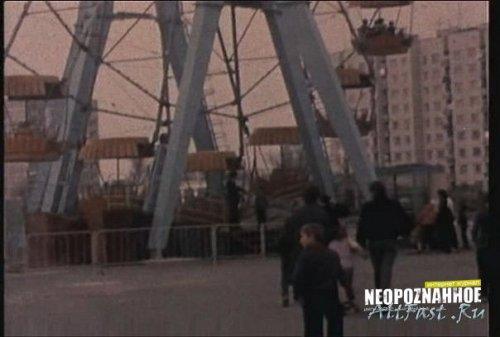 Припять до аварии на АЭС, редкие фотографии