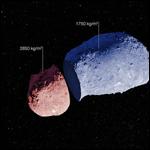 Ученые заглянули вглубь астероида-«картофелины»