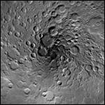 Луну назвали источником метана