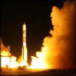 С Байконура запущен «Протон-М» с турецким спутником связи