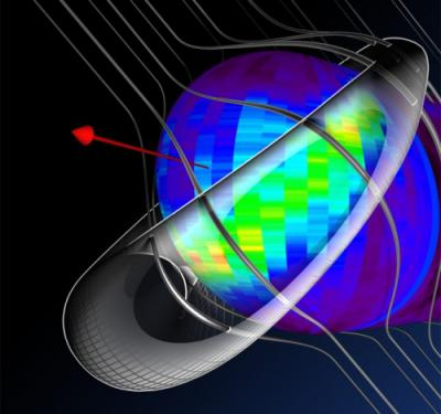 Проясняется форма межзвёздного магнитного поля, окружающего Солнечную систему