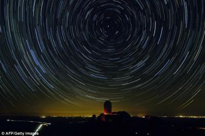 Полярная звезда становится ярче
