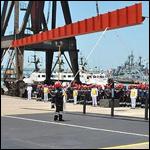 В Перу началось строительство новых патрульных кораблей